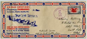 Postal History and First Day Covers of the U.S. and the World