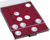 Tray with 9 Coin Slab Compartments Lighthouse MBXL9USK Coin Drawer