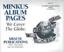 Minkus Stamp Albums - iHobb