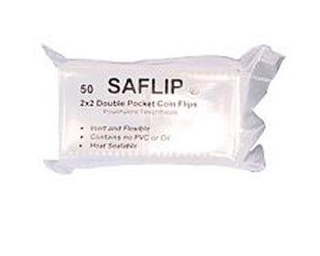 SAFLIP Mylar Coin Flips - iHobb