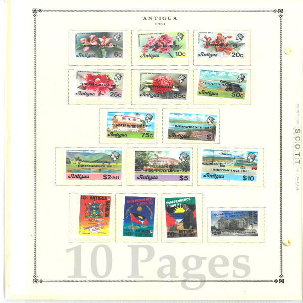 Stamp Collections - iHobb