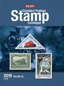 Scott 2019 Standard Postage Stamp Catalogue Volume 2