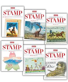Stamp Catalogs - iHobb