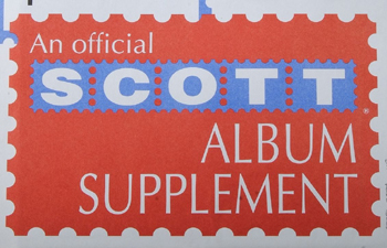 Scott Album Supplements
