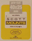 ScottMounts for the archieval protection of your stamps