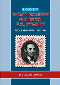 Micarelli U.S. Postage Stamp Identification Guide