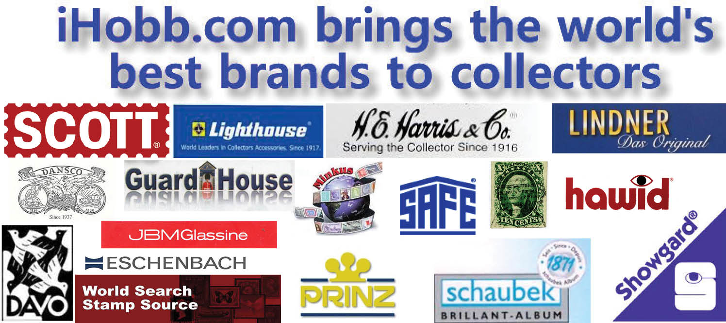 iHobb.com brings collectors the best brands in collecting supplies