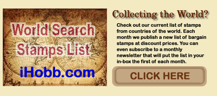 World Search Stamp List